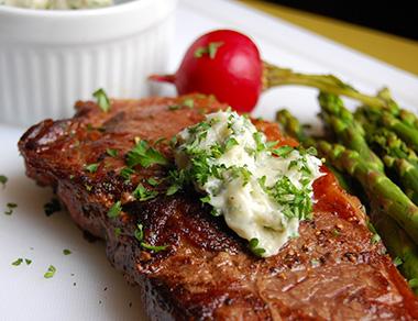 New york strip steaks recipes